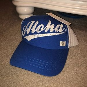 Aloha Billabong Trucker Hat